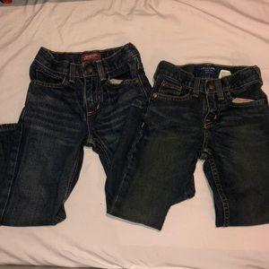 Bundle kids jeans